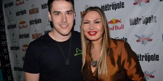 Rosanah Fienngo e DJ Thiago Araujo fazem miniturnê pelo Nordeste
