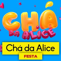 Festa Chá da Alice